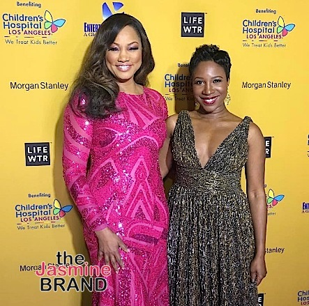 Garcelle Beauvais & Lisa L. Wilson Launch Production Company