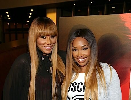 """Unforgettable"" Screening: Malika Haqq Host Girl's Night Out With Tamar Braxton, Apryl Jones"