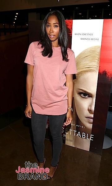 """Unforgettable"" Screening: Malika Haaq Host Girl's Night Out With Tamar Braxton, Apryl Jones"