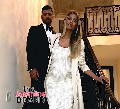 It's A Girl! Ciara & Russell Wilson Welcome Daughter