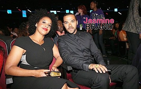 Jesse Williams Estranged Wife Obsessed w/ Being Seen As Victim, Hasn't Had A Job In 10 Years