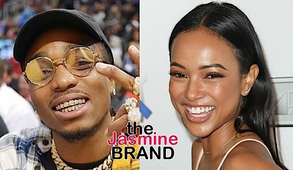 Karrueche Dating Quavo From Migos?