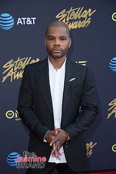 Kirk Franklin Biopic Underway