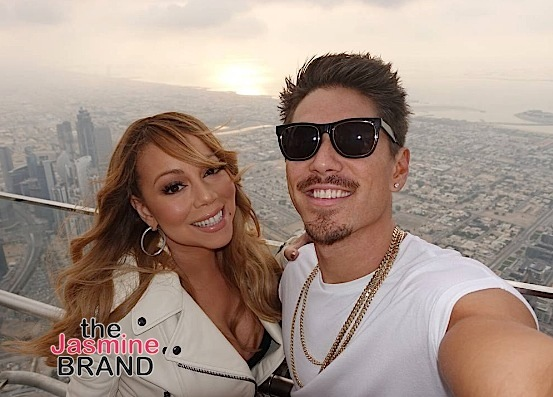 Nick Cannon Reacts To Rumors Mariah Carey's Now Ex Boyfriend Was Jealous