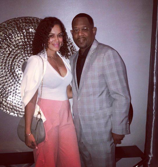 Martin Lawrence Engaged [Photos]