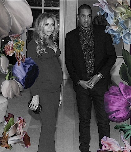 Beyonce and Jay Z's Date Night