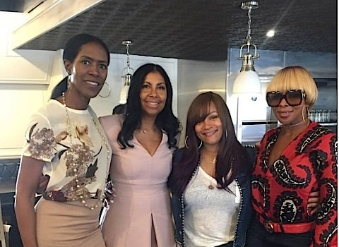LL Cool J's Wife Simone Smith Celebrates B-Day: Mary J. Blige, Vanessa Bell Calloway, Cookie Johnson, Shamicka Lawrence Spotted