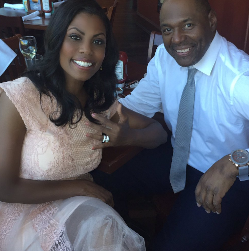 (EXCLUSIVE) Omarosa Did NOT Postpone Wedding Over Death Threats