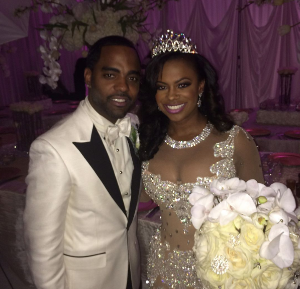 Kandi Burruss & Todd Tucker Celebrate 4 Year Wedding Anniversary