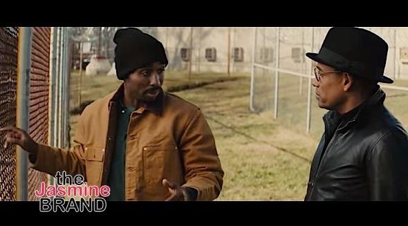 """All Eyez on Me"" Trailer Starring Demetrius Shipp Jr., Danai Gurira & Kat Graham"