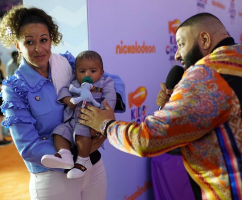 DJ Khaled's Fiancée Telling Him To 'Shut The F**k Up' Is Priceless [VIDEO]