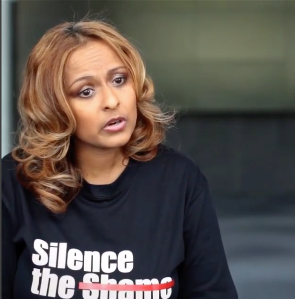 Entertainment Veteran Shanti Das Launches Depression Awareness Campaign [Silence The Shame]