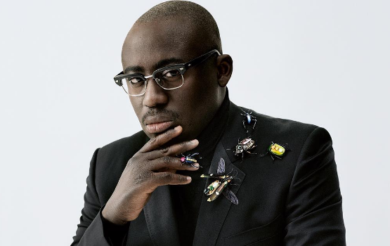 Edward Enninful Is British Vogue's 1st Black Editor-In-Chief, 1st Male