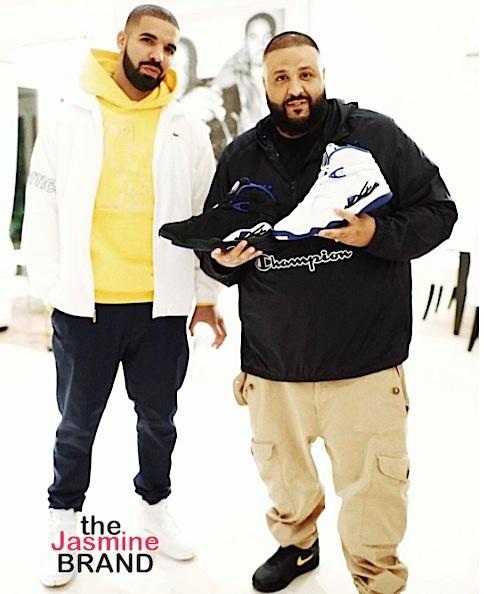 Drake Kicks It With DJ Khaled, Kendrick Lamar Meets With Farrakhan + Naturi Naughton's Growing Baby Bump [Photos]
