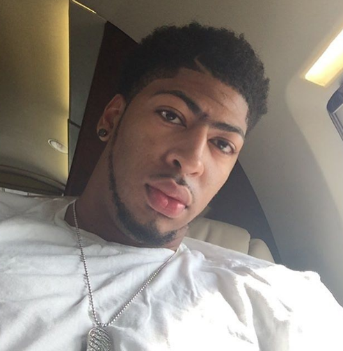 NBA Star Anthony Davis Denied Restaurant Entry Over Wearing Hoodie