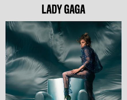 Lady Gaga Performs New Track 'The Cure' At Coachella [VIDEO]