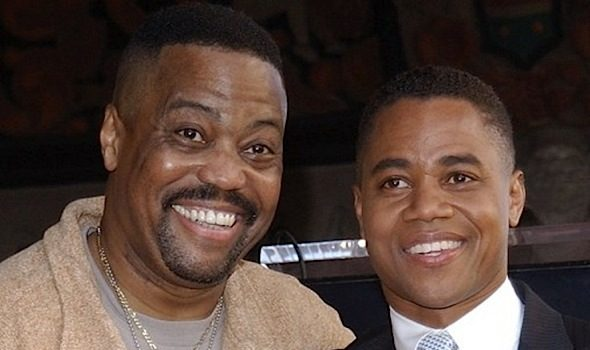Cuba Gooding Jr. Reacts To Father's Death