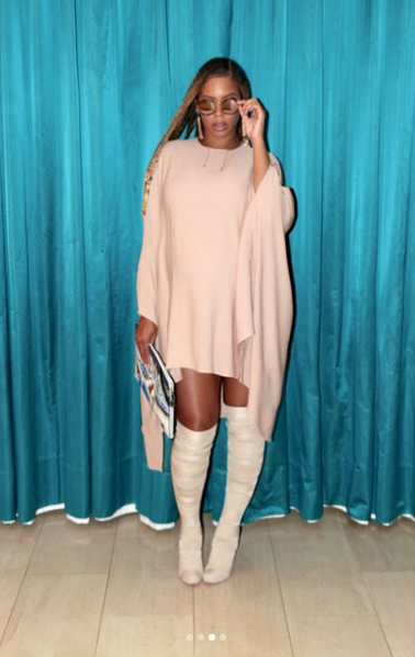Beyonce's Killer Maternity Fashion + Destiny's Child Reunites