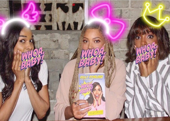 Beyonce's Killer Maternity Fashion + Destiny's Child Reunites