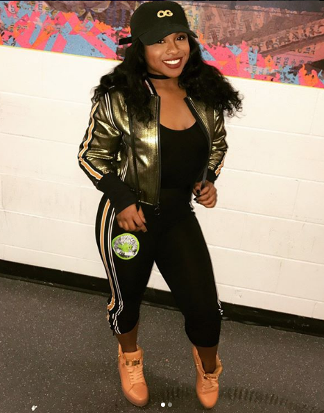 Footage of Reginae Carter Breaking Up Fight Goes Viral