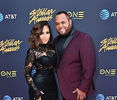 "Adrienne Bailon Is Struggling To Get Pregnant – ""I have faith, but it can be discouraging"""