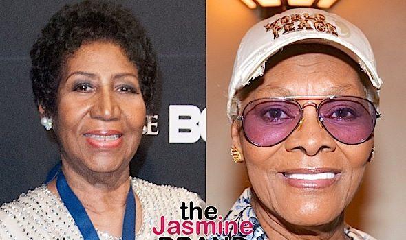 Aretha Franklin Blasts Dionne Warwick: She LIED On Me!