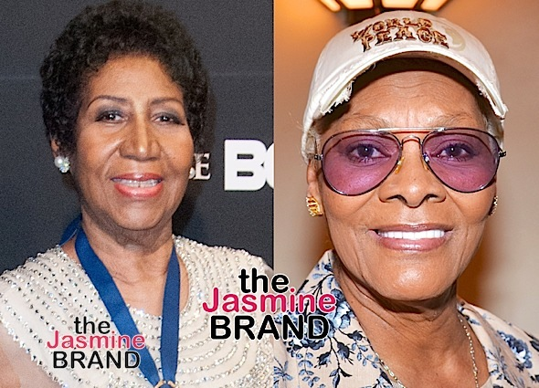 Aretha Franklin Blasts Dionne Warwick: She LIED On Me!