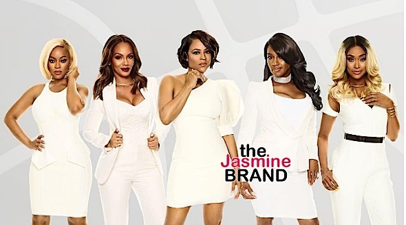 Evelyn Lozada: I NEVER messed with a married man! + Tami Roman & Jackie Christie Almost Come To Blows