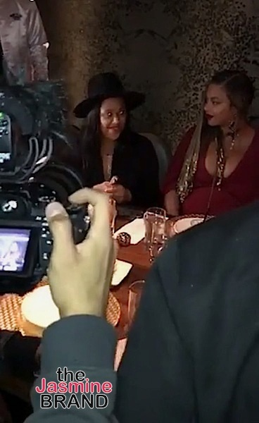 Kourtney Kardashian Goes Nude, Beyonce & Jay Z Celebrate Lenny Santiago's B-Day + Oprah's Black Girl Magic Pic
