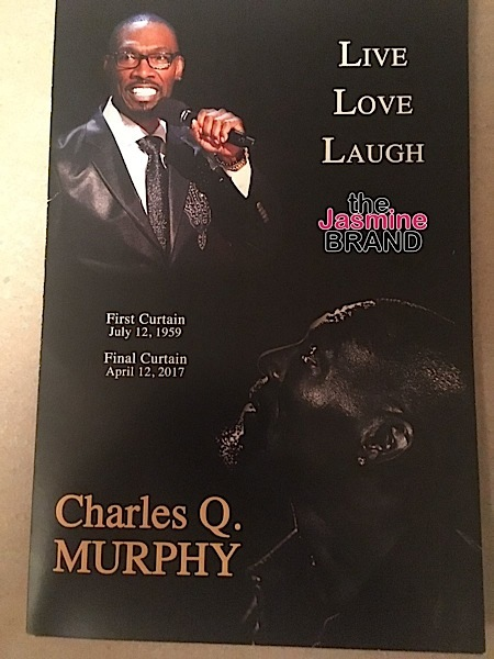 Dave Chappelle, George Lopez, DL Hughley Pay Homage to Charlie Murphy [Photos]