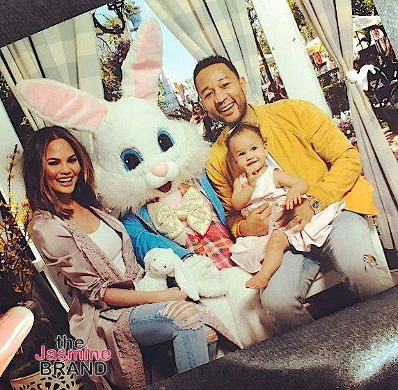Debbie Allen, Quincy Jones & Naomi Harris Hit Red Carpet + Baby Future & Baby Luna's Easter Bunny Flix