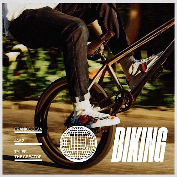 Frank Ocean 'Biking' ft. Jay Z & Tyler, the Creator [New Music]