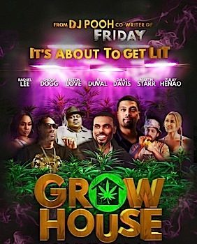 """Grow House"" Trailer Starring Snoop, DeRay Davis, Lil Duval & Faizon Love"