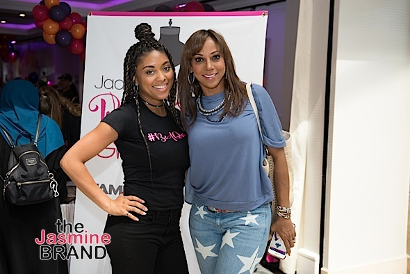 Chris Paul's Wife Jada Paul Hosts Annual Prom Dress Giveaway [Photos]