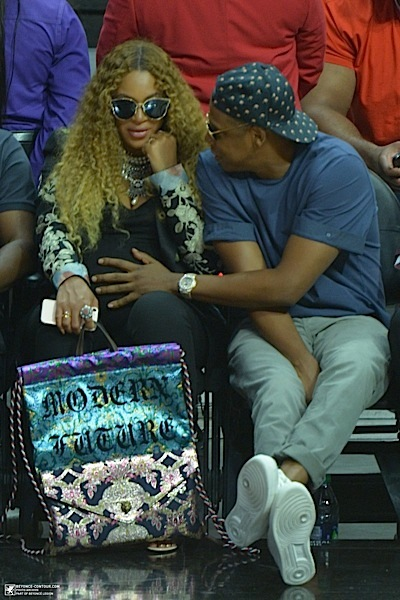 Beyonce & Jay Z Welcomed Twins Earlier This Week [Ovary Hustlin']