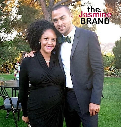 Jesse Williams Wants Joint Custody