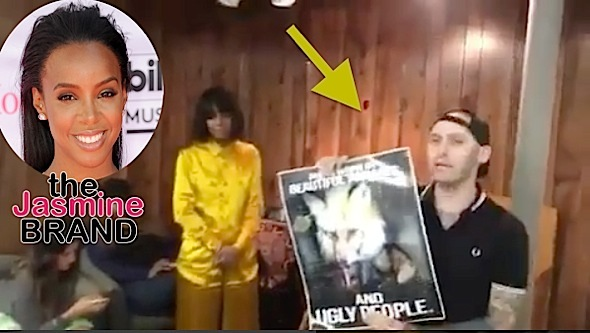 Kelly Rowland Event Interrupted By Animal Rights Protestors [VIDEO]