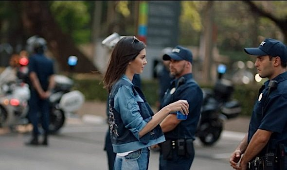Pepsi Pulls Kendall Jenner Ad: We missed the mark.