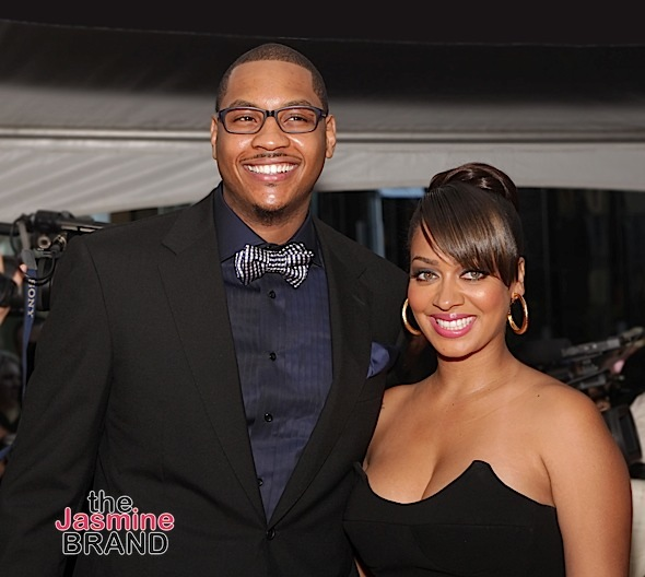 Carmelo Anthony Sweetly Celebrates Wife LaLa On Their 10th Anniversary: When Love Is Real, It Finds A Way