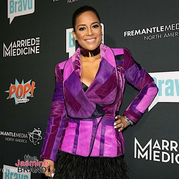 Lisa Nicole Cloud: I did NOT quit 'Married to Medicine'