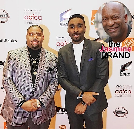 (EXCLUSIVE) Producer L.T. Hutton On Significance Of 'All Eyez On Me', John Singleton Quitting: This movie is not about a director.
