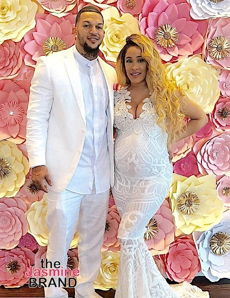 Natalie Nunn & Husband Welcome Daughter