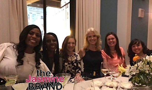 Omarosa Celebrates White House Bridal Shower [Photos]