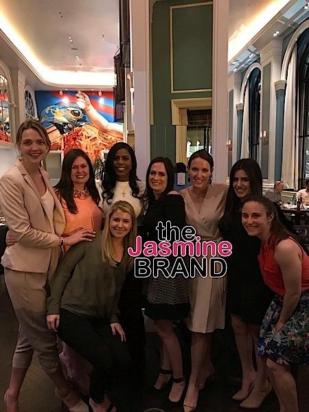 Omarosa Celebrates White House Bridal Shower