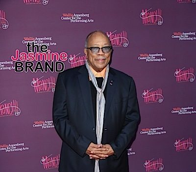 Quincy Jones Apologizes: I Had A Family Intervention, My 'Word Vomit' Is Inexcusable!