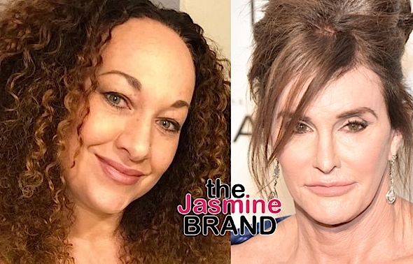 Rachel Dolezal Compares Herself to Caitlyn Jenner