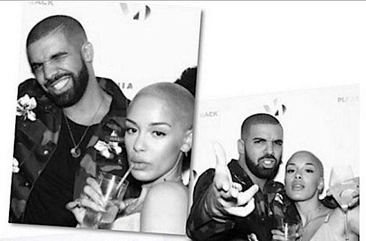 Drake Dating Jorja Smith? [Photos]
