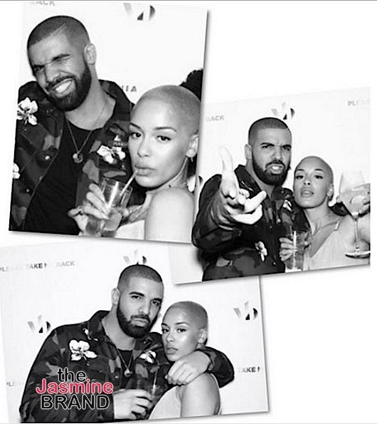 Drake Dating Jorja Smith? [Photos]