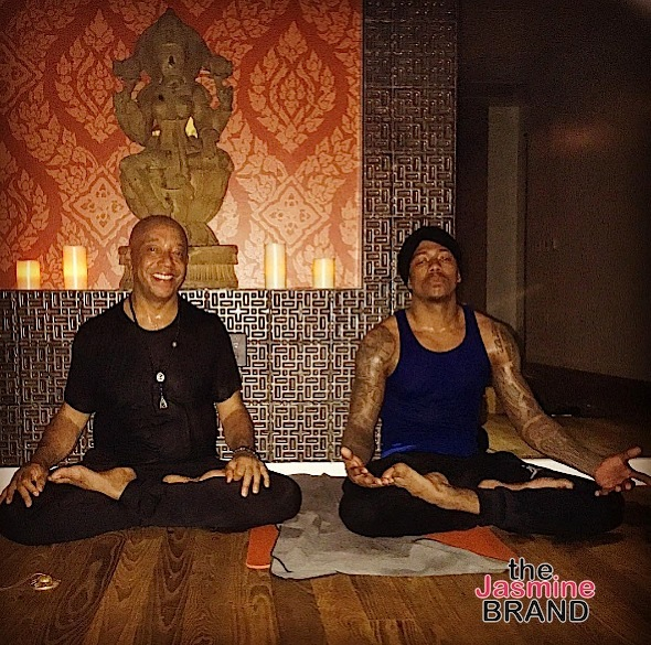 Russell Simmons Travels To Indonesia Yoga Retreat, Amidst Rape Allegations