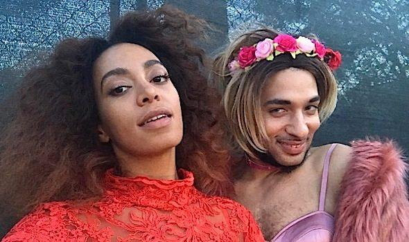 Coachella: Amber Rose, French Montana, Drake, Erykah Badu, The Weeknd, Eva Marcille, Tinashe, Cam Newton, Kylie Jenner, Solange Knowles [Celebrity Stalking]